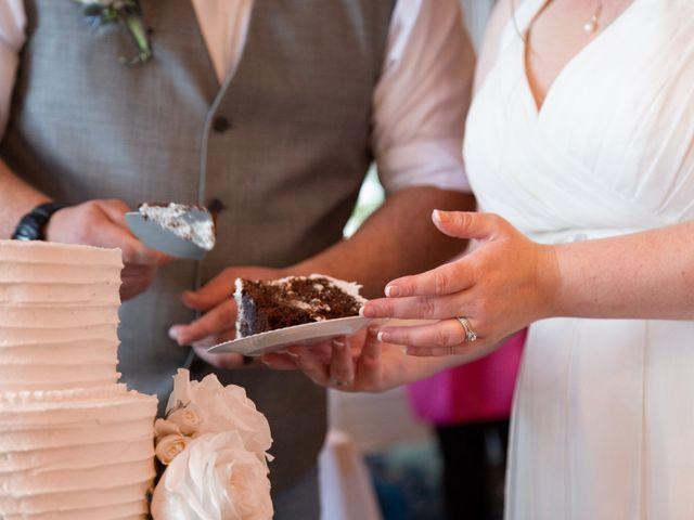 Josh and Bryton's Wedding in Heathsville, Virginia 142
