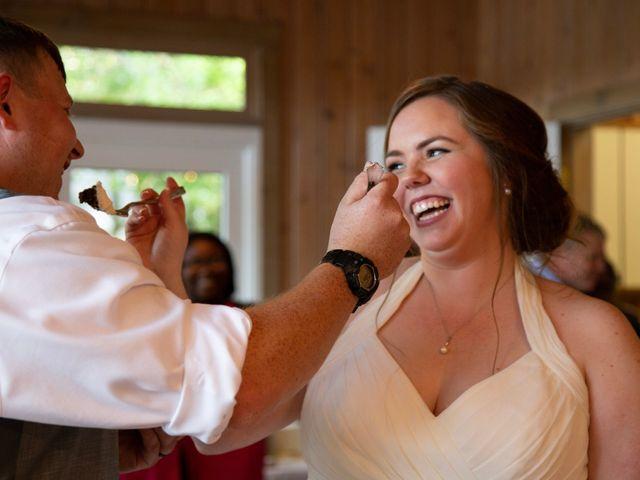 Josh and Bryton's Wedding in Heathsville, Virginia 143