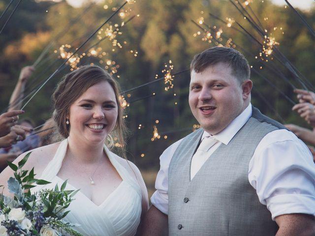 Josh and Bryton's Wedding in Heathsville, Virginia 155