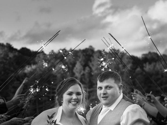Josh and Bryton's Wedding in Heathsville, Virginia 156