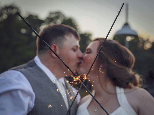 Josh and Bryton's Wedding in Heathsville, Virginia 1