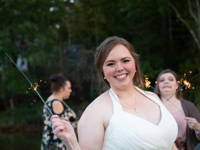 Josh and Bryton's Wedding in Heathsville, Virginia 160
