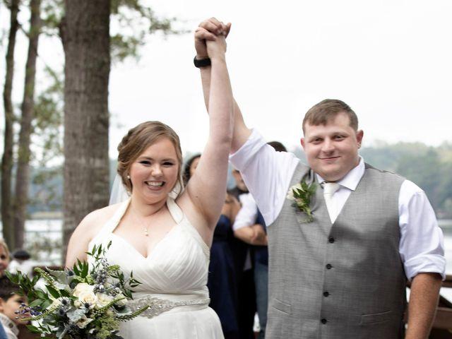 Josh and Bryton's Wedding in Heathsville, Virginia 172