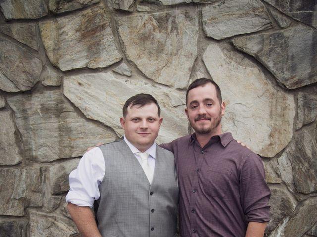 Josh and Bryton's Wedding in Heathsville, Virginia 174