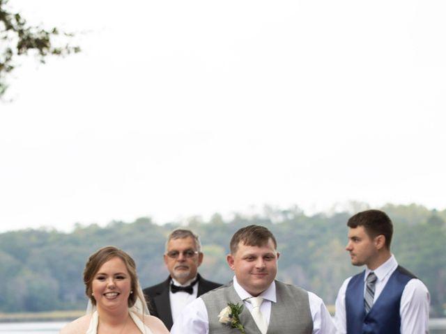 Josh and Bryton's Wedding in Heathsville, Virginia 182