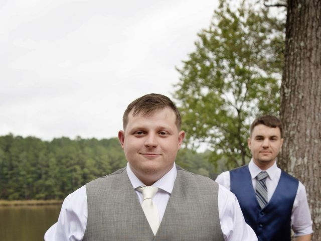 Josh and Bryton's Wedding in Heathsville, Virginia 183