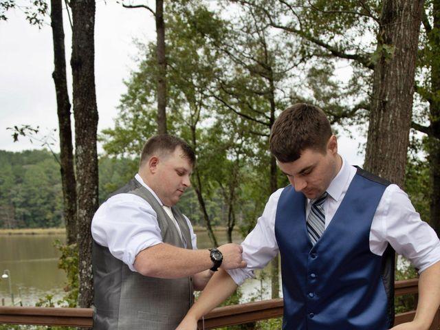 Josh and Bryton's Wedding in Heathsville, Virginia 184