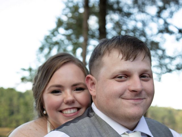 Josh and Bryton's Wedding in Heathsville, Virginia 185