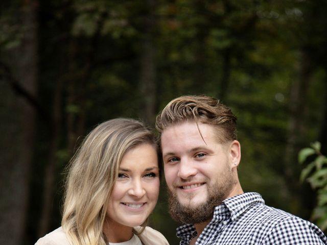 Josh and Bryton's Wedding in Heathsville, Virginia 192