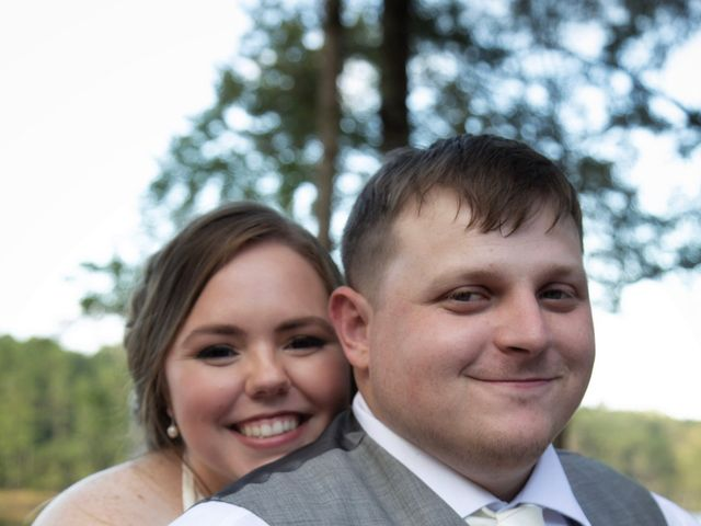 Josh and Bryton's Wedding in Heathsville, Virginia 205