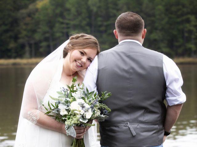 Josh and Bryton's Wedding in Heathsville, Virginia 206
