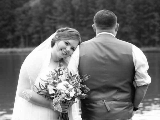 Josh and Bryton's Wedding in Heathsville, Virginia 207