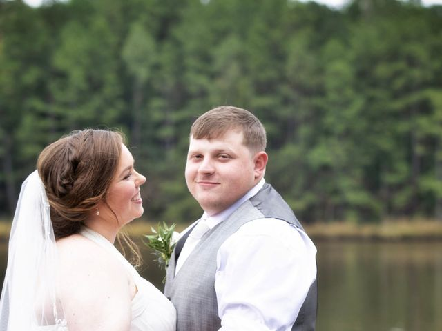 Josh and Bryton's Wedding in Heathsville, Virginia 208