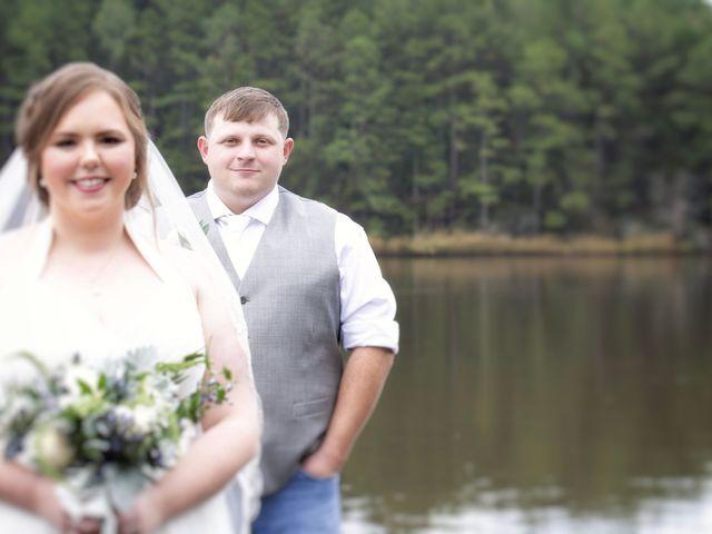 Josh and Bryton's Wedding in Heathsville, Virginia 209