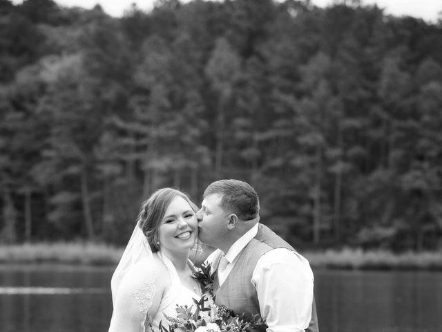 Josh and Bryton's Wedding in Heathsville, Virginia 210