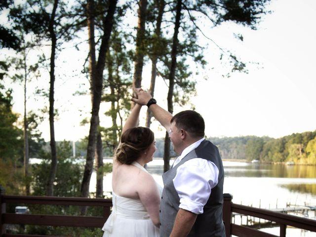 Josh and Bryton's Wedding in Heathsville, Virginia 214