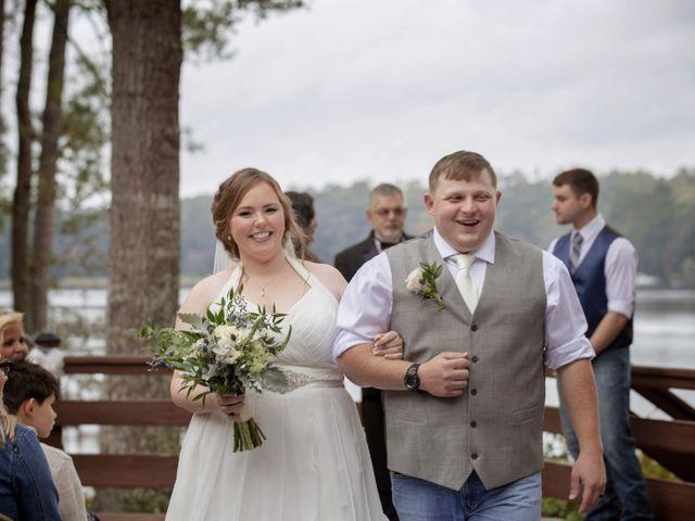Josh and Bryton's Wedding in Heathsville, Virginia 233