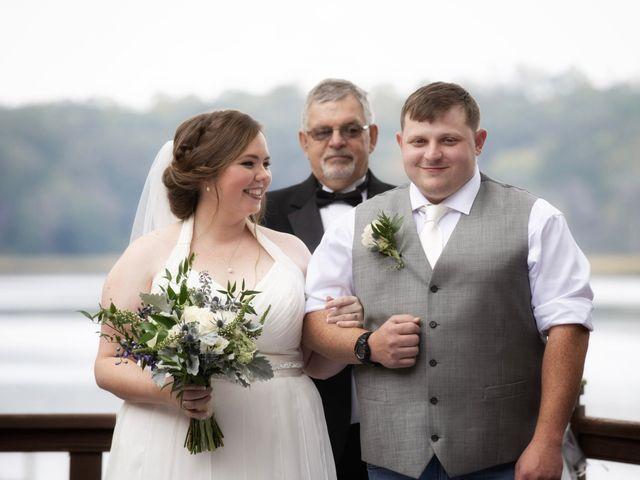 Josh and Bryton's Wedding in Heathsville, Virginia 235
