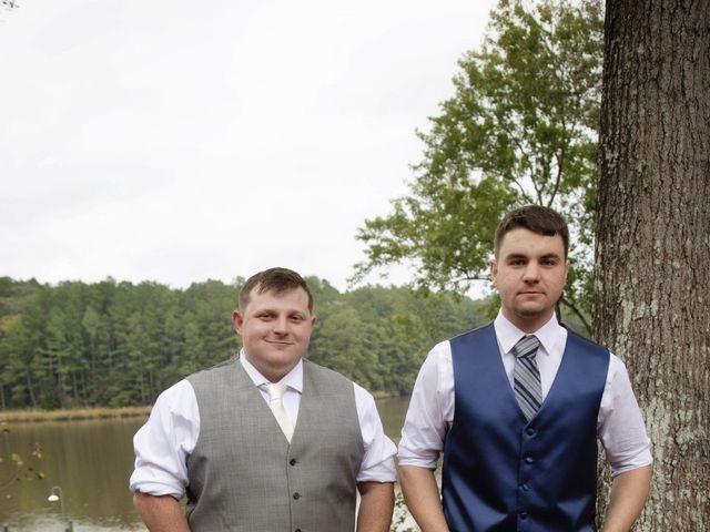 Josh and Bryton's Wedding in Heathsville, Virginia 247