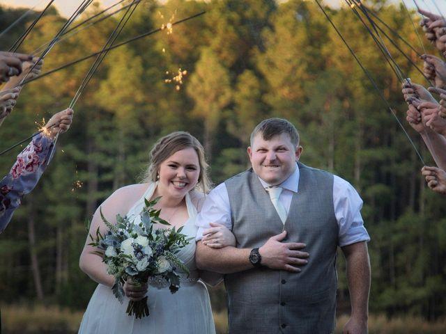 Josh and Bryton's Wedding in Heathsville, Virginia 250