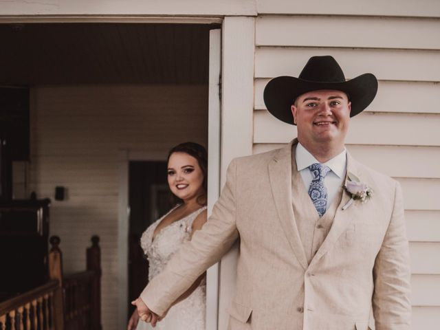 Michael and Emma's Wedding in Oologah, Oklahoma 7