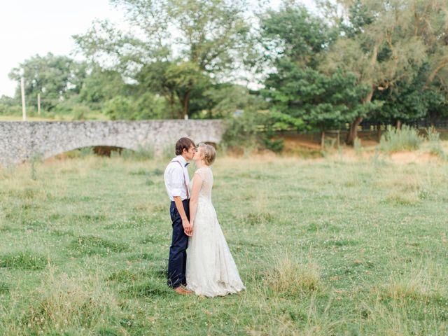 Michael and Samantha's Wedding in Harrisonburg, Virginia 2