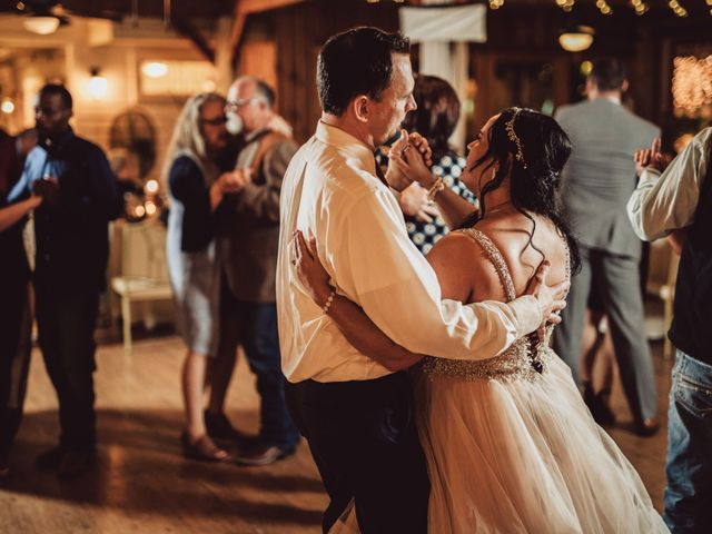 Rikki and Timothy's Wedding in Boerne, Texas 5