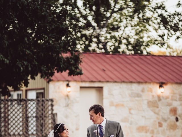 Rikki and Timothy's Wedding in Boerne, Texas 8