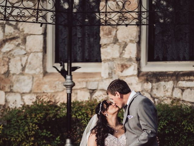 Rikki and Timothy's Wedding in Boerne, Texas 9
