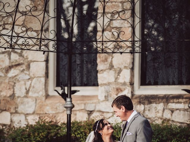 Rikki and Timothy's Wedding in Boerne, Texas 10