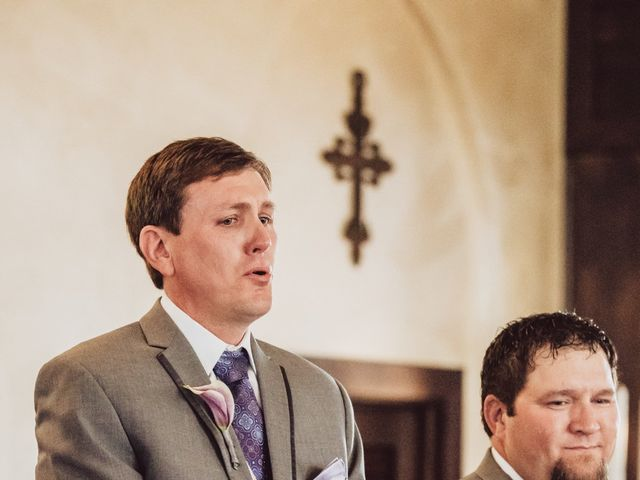 Rikki and Timothy's Wedding in Boerne, Texas 15