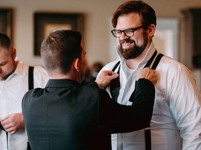 Nick and Jaki's Wedding in Corolla, North Carolina 9