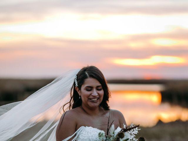 Nick and Jaki's Wedding in Corolla, North Carolina 22