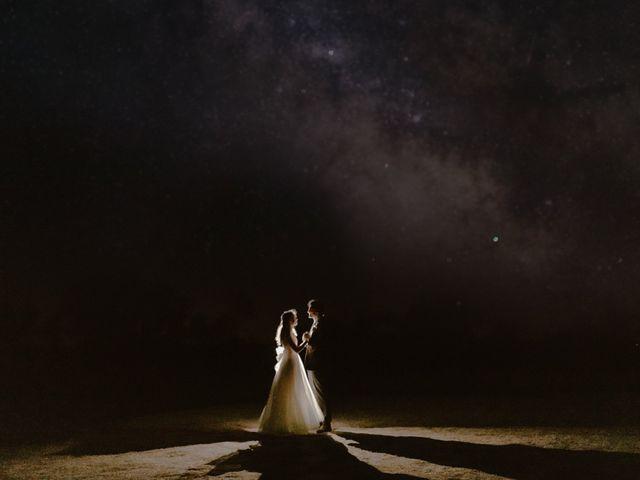 David  and Rebekah 's Wedding in Canyon, Texas 2