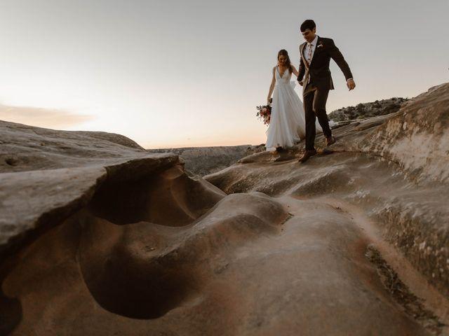 David  and Rebekah 's Wedding in Canyon, Texas 14