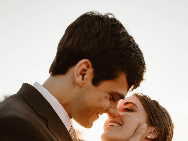 David  and Rebekah 's Wedding in Canyon, Texas 18