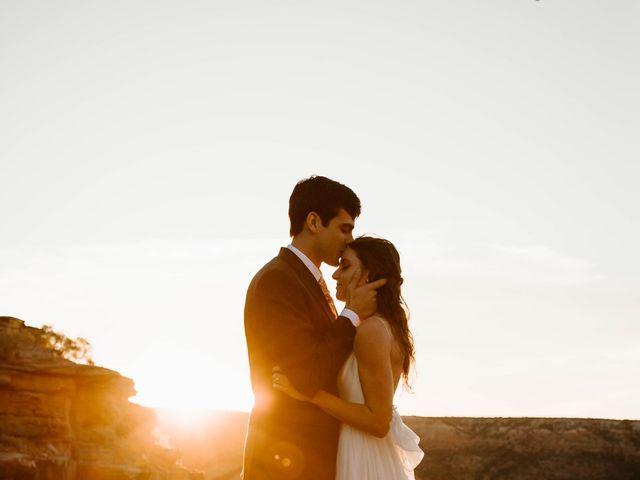 David  and Rebekah 's Wedding in Canyon, Texas 19