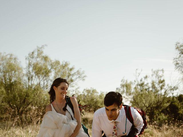 David  and Rebekah 's Wedding in Canyon, Texas 26
