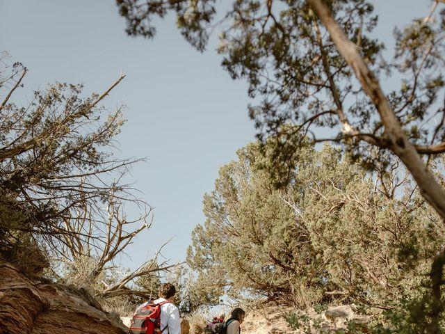 David  and Rebekah 's Wedding in Canyon, Texas 27