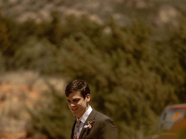 David  and Rebekah 's Wedding in Canyon, Texas 41