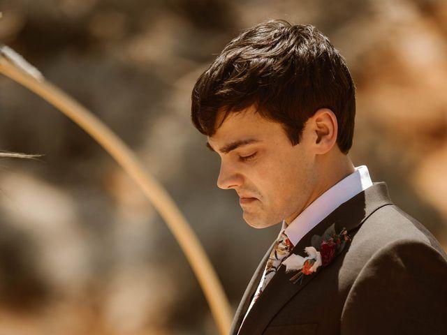 David  and Rebekah 's Wedding in Canyon, Texas 43