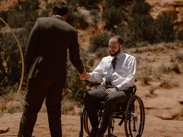 David  and Rebekah 's Wedding in Canyon, Texas 46