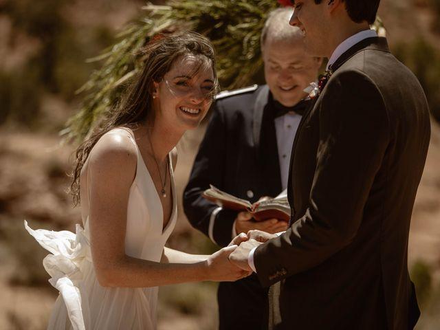 David  and Rebekah 's Wedding in Canyon, Texas 47