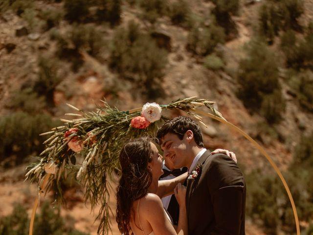 David  and Rebekah 's Wedding in Canyon, Texas 48