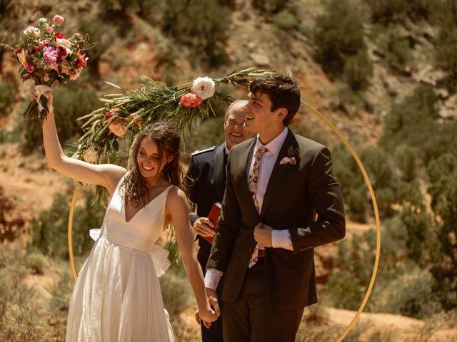 David  and Rebekah 's Wedding in Canyon, Texas 49