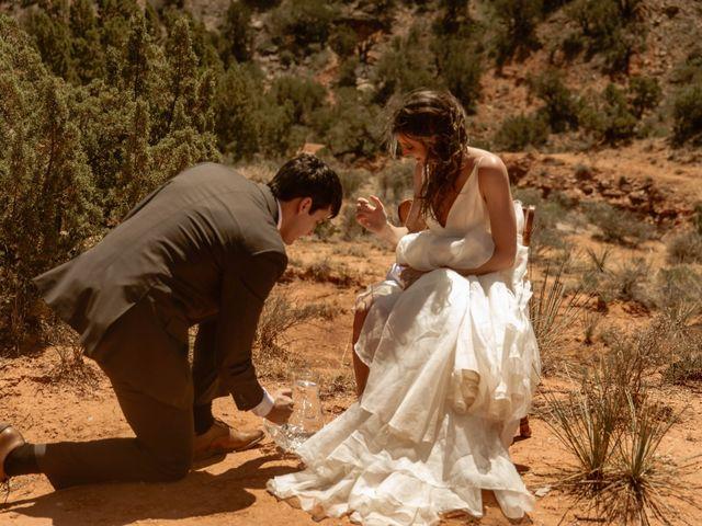 David  and Rebekah 's Wedding in Canyon, Texas 50