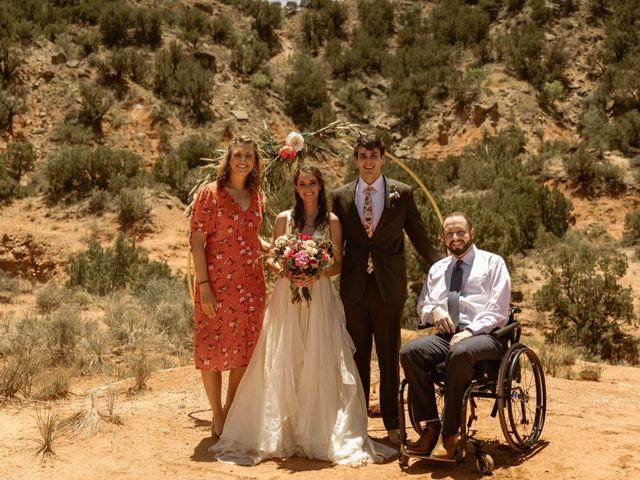 David  and Rebekah 's Wedding in Canyon, Texas 52