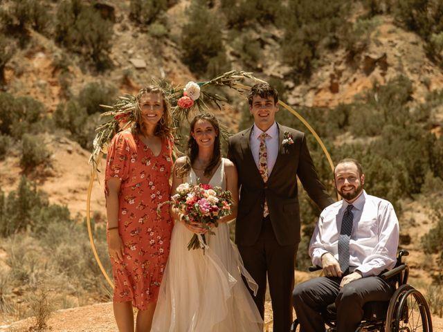 David  and Rebekah 's Wedding in Canyon, Texas 53
