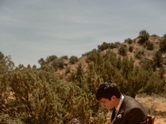 David  and Rebekah 's Wedding in Canyon, Texas 54