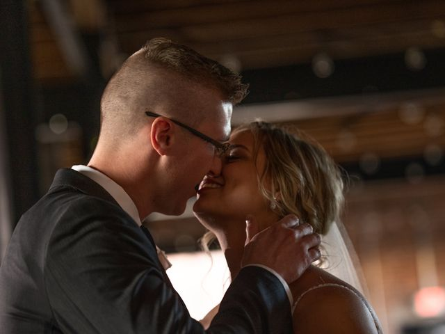 The wedding of Natalie and Jon